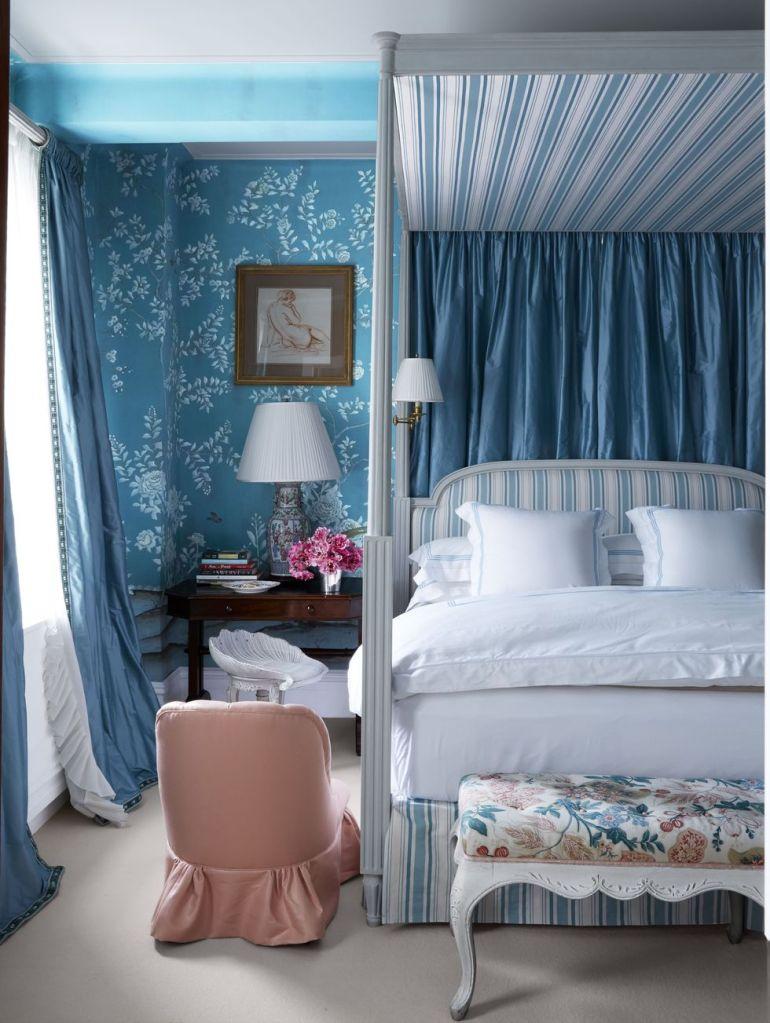 bleu-chambre-lit