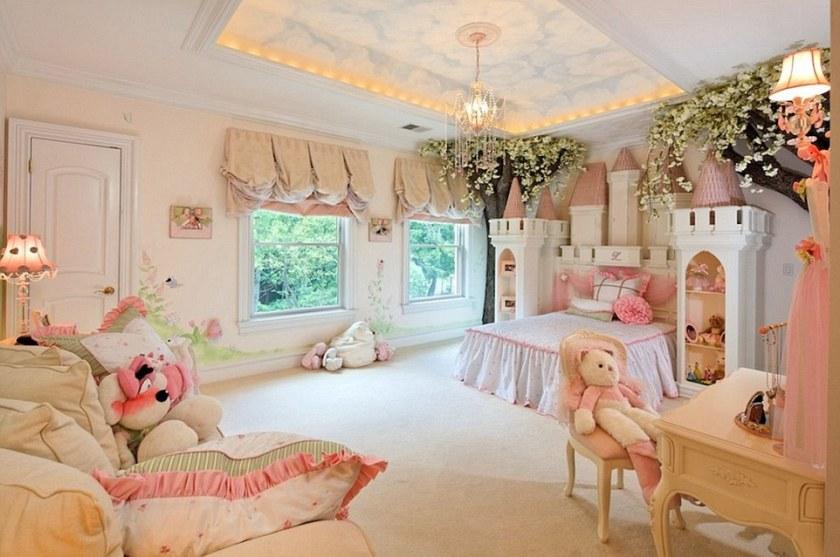 chambre-princesse-petite-fille