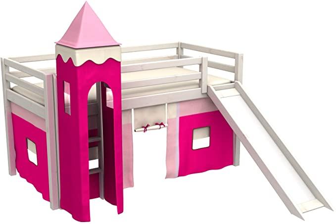 lit-chateau-rose-toboggan
