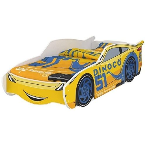 Lit-cars-jaune-disney