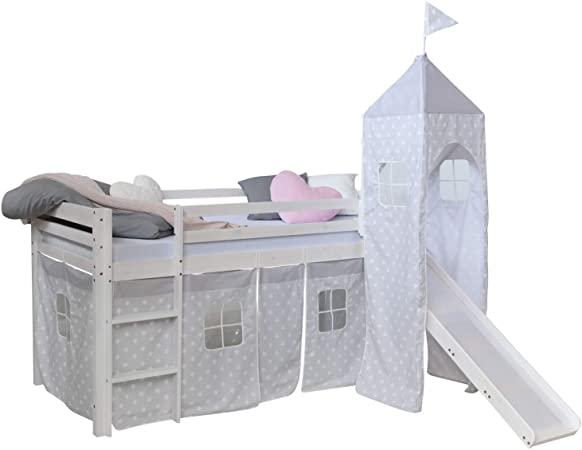 lit-chateau-princesse-pois-rose