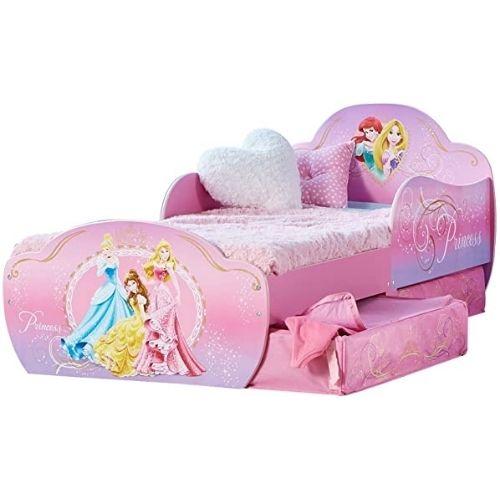 Lit-disney-princesse-fille-rose